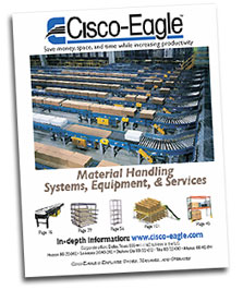 Cisco-Eagle full line material handling catalog