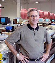 Glenn Smith, Mouser President