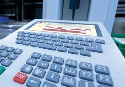 carousel microprocessor controls