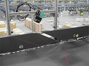 barcode reader for conveyor