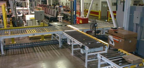 Material Handling For Automobile Manufacturing