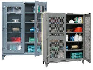 Awesome ... Heavy Duty Cabinets Are Manufactured From 12 Gauge Steel To Last A  Lifetime