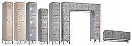 Penco Vanguard Lockers