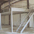 Bar Grating Structural Mezzanines