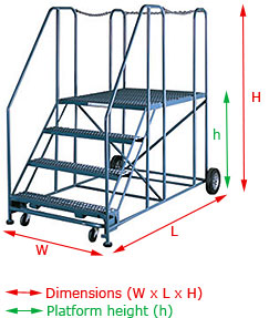 Truck Dock Ladder Buy Mobile Truck Loading Amp Unloading