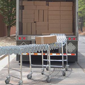 Flexible or Extendible Conveyors