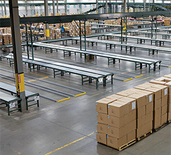 Heavy Duty Roller Conveyor Sections