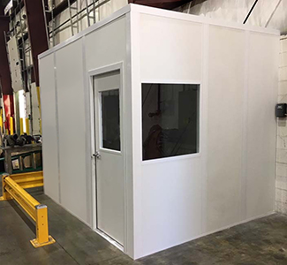 In-Plant Offices from Panel Built