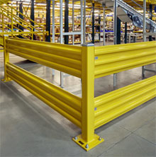 Guard Rail Systems - Industrial, Warehouse, Traffic