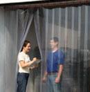 Calculate Replacement Strip Doors