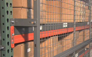Wire rack guards