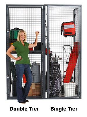 Tenant Storage Lockers