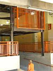 Vertical Lift (VRC) at University of Texas