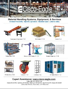 Cisco-Eagle Catalog Cover
