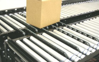 e24 power roller conveyor transfer