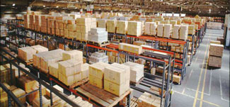 warehouse storage - pharmaceutical