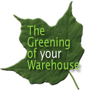green sustainable warehousing