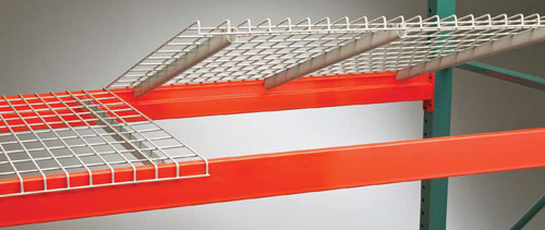 Pallet Rack Wire Decking A Guide To Finishes And Colors