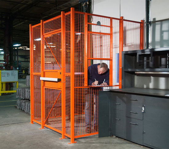 Security Warehousing Insights Material Handling Systems