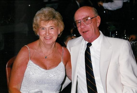 Vic and Jan Leonard