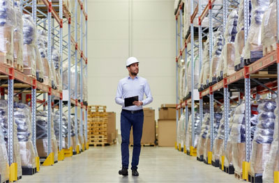 warehousing audit request