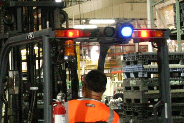 Led Warning Lights Vs Strobes For Forklift Safety Cisco