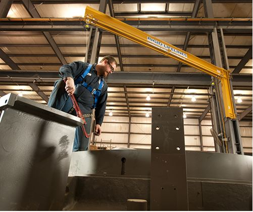 The Basics of Warehouse Fall Protection | Cisco-Eagle