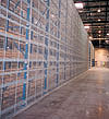 Wire Mesh Pallet Rack Guards