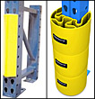 Pallet Rack Snap-On Column Protectors