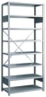 Rousseau Open Steel Shelving
