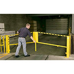 Dock Safety Gates