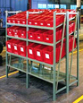 SSI-Schaefer Steel Shelving