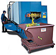 Galbreath-Wastequip Self-Dumping Hoppers