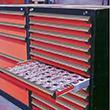 Gabinetes de almacenamiento modulares