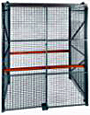 Rack Security Cages