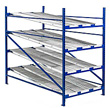 Roller Rack Bed Flow