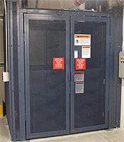 VRC enclosure