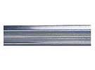 "Highway Style Guardrail W-Beam Section - 12' 6""L x 12""H x 3""D"