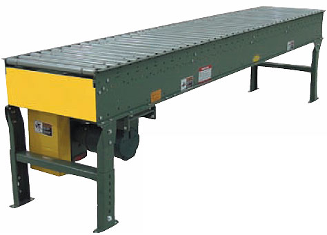:Power roller conveyor