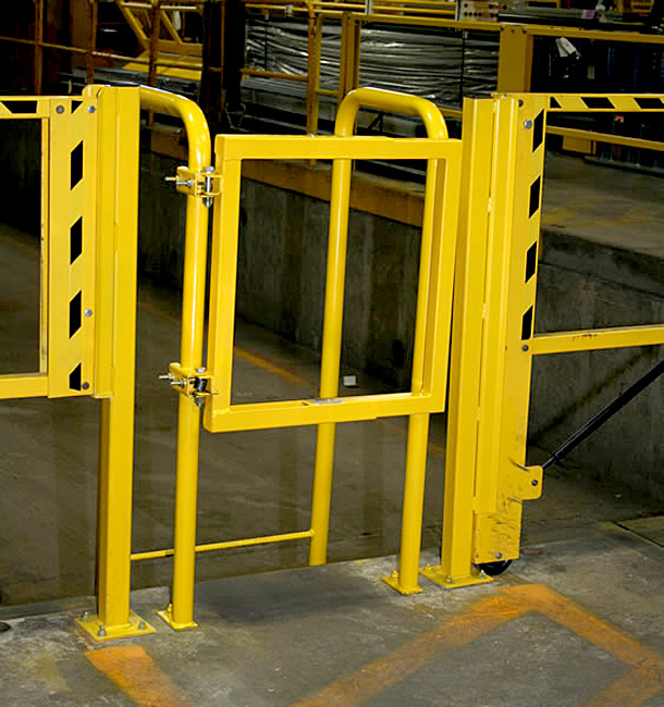LadderGard Safety Gate