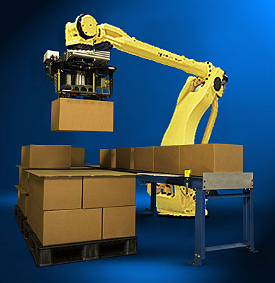 Fanuc Packing Robot
