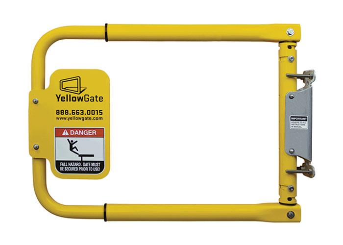 Adjustable swing gate