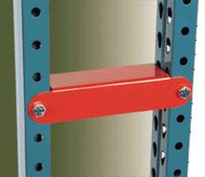 "12"" Pallet Rack Frame Spacer"