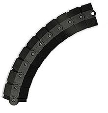 cisco eagle catalog sidewinder cable protective cover adder 1 39 l black. Black Bedroom Furniture Sets. Home Design Ideas