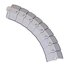 sidewinder cable protective cover adder 1 39 l gray. Black Bedroom Furniture Sets. Home Design Ideas
