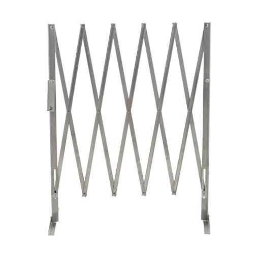 Aluminum Aisle Gate Expanded