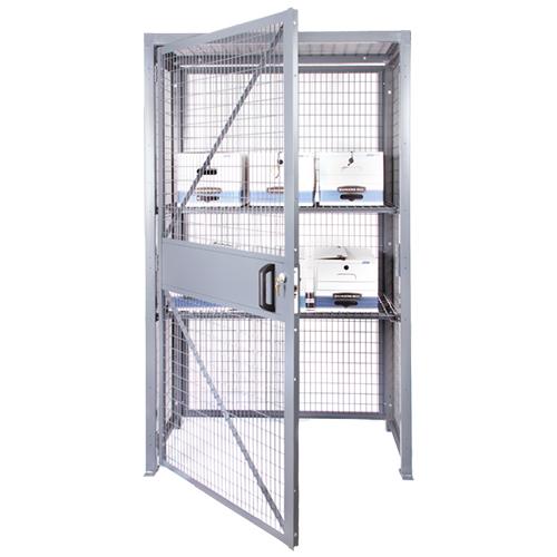 Single Wide Security Cabinet