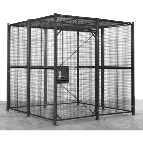 Prisoner Holding Cell