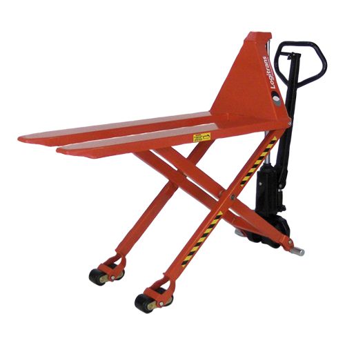 Manual Pallet Lift Front Angle View