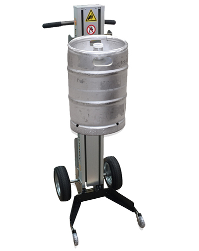 Keg Lifter Front View